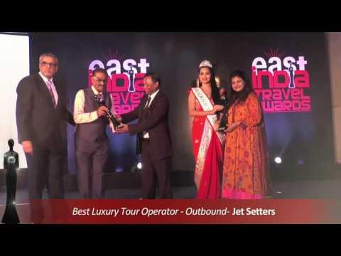Traveltv.news Special Episode East India Travel Awards Kolkata part I(2016)