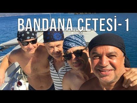 Bandana Çetesi İle Tekne Turu - 1: Turgutköyu, İnbükü Koyu (Marmaris / Turkey)