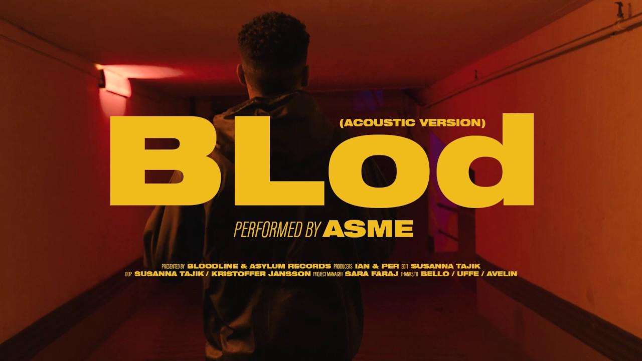 Asme - BLod (Acoustic Version)