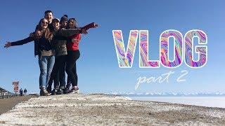 VLOG трип на Байкал, Макс Корж,  молодость [part 2]