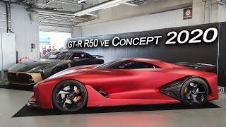 GT-R R50 ve Gran Turismo 2020   Nismo Festivali   Araba Modifiye Parça Fiyatları   Japonic