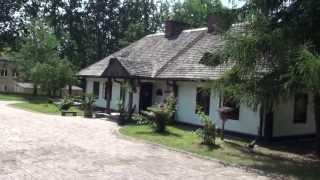 Open Air Village Museum in Poland (Film part 1) Skansen w Lublinie. Muzeum Wsi Lubelskiej 2012
