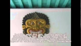 A Story of Batara Kala in Kraton Yogyakarta