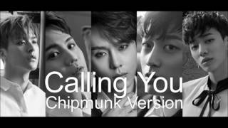 HIGHLIGHT - CALLING YOU [Chipmunk Version]