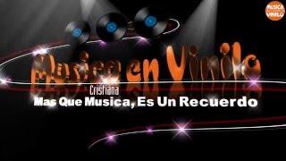 Música Cristina  En Vinilo - Intro - NO OLVIDES SUSCRIBIRTE thumbnail