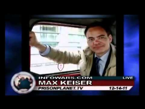 Max Keiser sur  le scandale MF Global  S/T