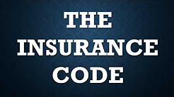 The Insurance Code