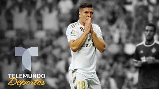 Jovic entra en la lista negra del Real Madrid a nivel goleador | Telemundo Deportes