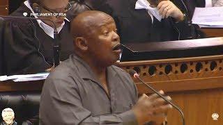 COPE MP Lekota Farewell Tribute To FF Plus Pieter Mulder