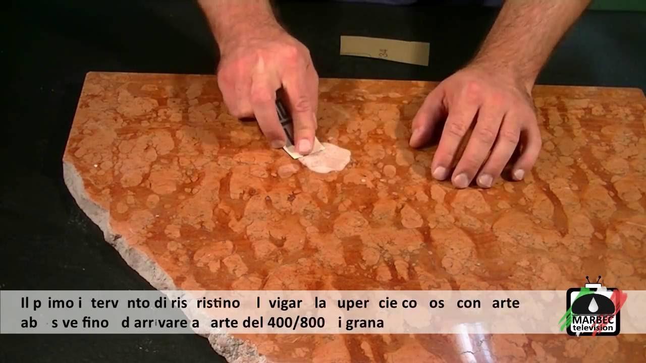 Marmo Rovinato Da Anticalcare.Come Pulire Marmo Lucido Macchiato Da Acido