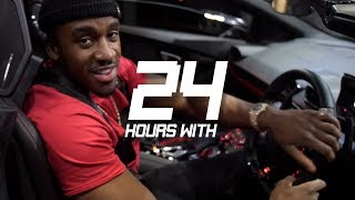 Bugzy Malone | 24 Hours With (Ep.12) | Link Up TV
