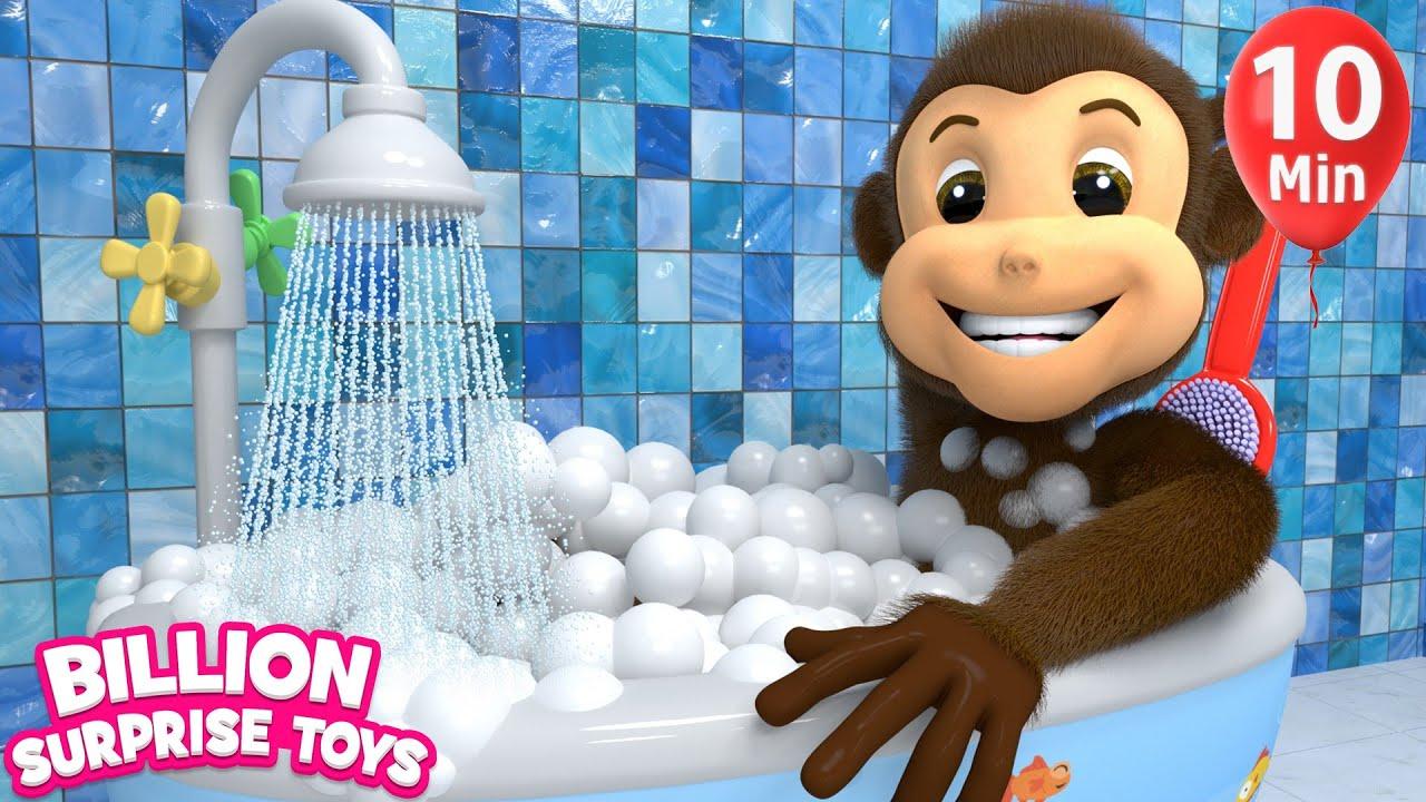 أغنية حمام الحيوان | أغاني للغناء معًا للأطفال