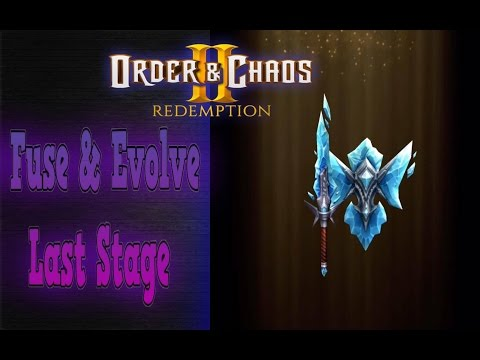Order And Chaos 2: Redemption - Shield Heritage - Last Stage