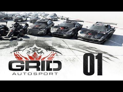 Прохождение GRID Autosport. Серия 1