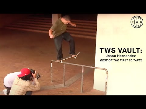 Best Of Jason Hernandez's First 20 Tapes at TWS