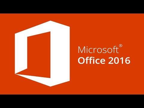 Microsoft Office 2016 aktiválása ingyen program nélkül