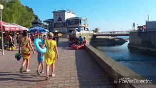Прогулка по побережью Ольгинки