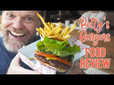 BETTY'S BURGERS FOOD REVIEW – Greg's Kitchen