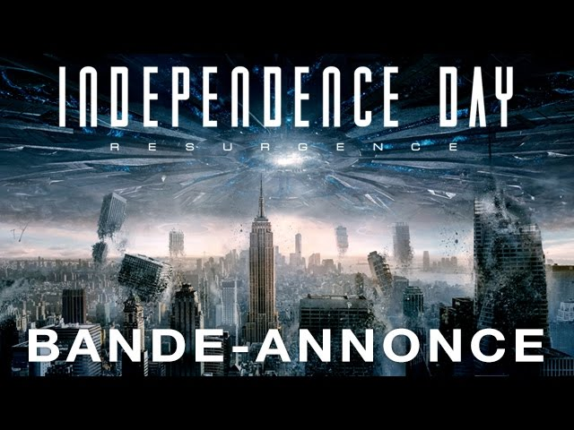 Independence Day : Resurgence - Bande annonce finale [Officielle] VOST HD