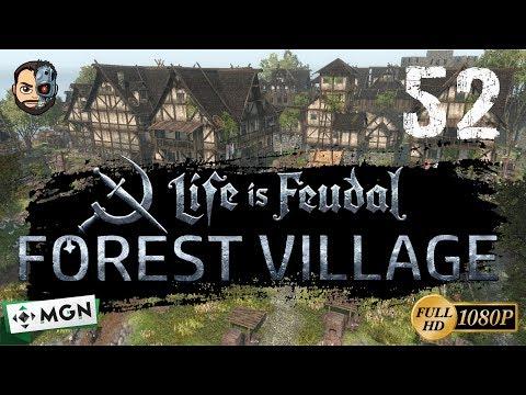 INSEMINANDO Y PROTEGIENDO A LA MULA XD #52 - LiF: Forest Village - 1080p - Gameplay en ESPAÑOL