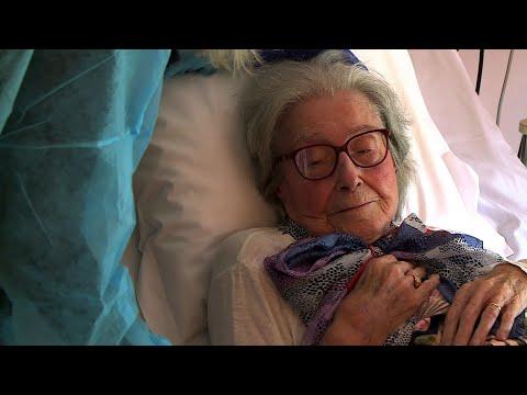 Montpellier : Vivette, 104 ans et guérie du coronavirus
