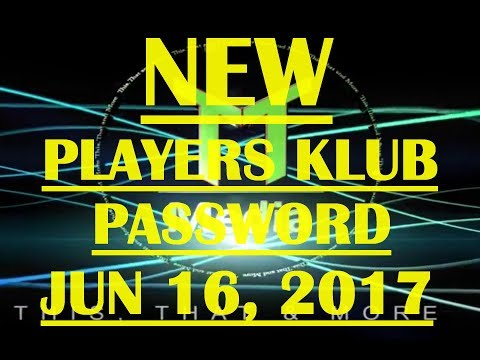 No Longer Working Check My Channel  The Players Klub Free Premium