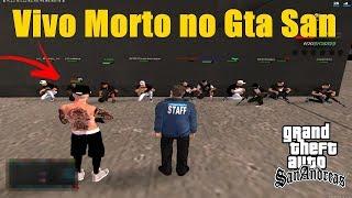 Evento de vivo e morto no GTA MTA [ BRASILEIROS VIVENDO OUSADAMENTE 2.0 ]