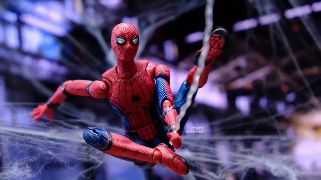 Araña La Juguetes El Pelicula Hombre Spiderman Homecoming Asombroso De cLq4ARj35