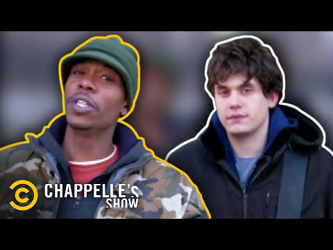 What Makes White People Dance (feat. John Mayer & Questlove) - Chappelles Show