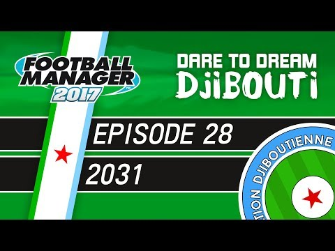 Mum Loves Deeqo! | Dare To Dream: Djibouti | Episode 28 - Football Manager 2017