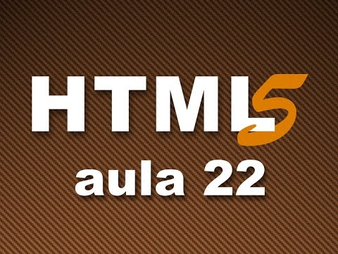HTML5 - Aula 22 - WebStorage