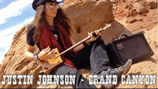 One-String Diddley Bow in the Grand Canyon