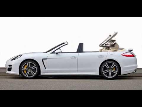 Porsche Panamera Convertible Youtube