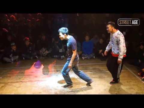 BEST4  DO KYUN  (REAL MARVELOU)  VS KIN (FUNK IN THE HEART,DIIZ)