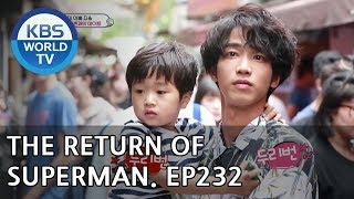 The Return of Superman | 슈퍼맨이 돌아왔다 - Ep.232: Small but Definite Happiness[ENG/IND/2018.07.08]