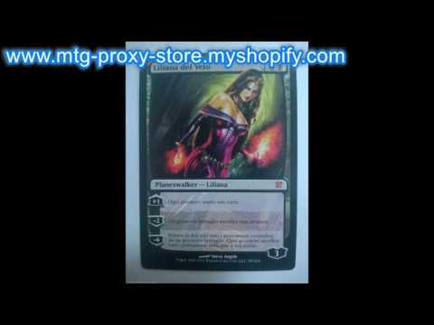 MTG Proxy Store - Best Magic the Gathering Proxy in the Net