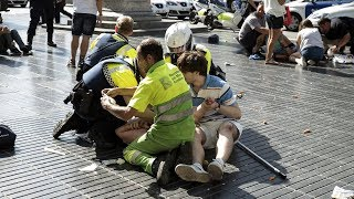 Теракт в Барселоне: не менее 13 погибших (новости)