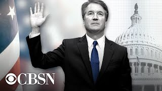 Senate Judiciary Committee proceedings on Kavanaugh confirmation vote thumbnail