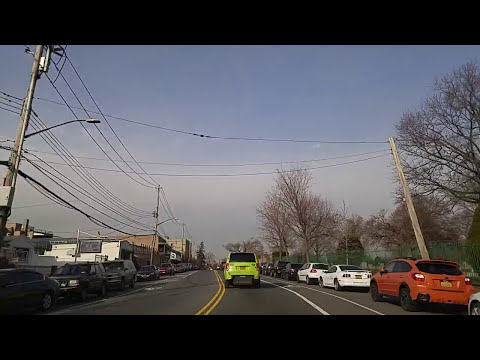 Driving from Middle Village to Jamaica Queens,New York