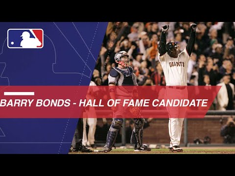 Barry Bonds Is A 2018 HOF Candidate