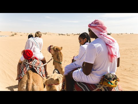 Dubai Travel Guide - A Luxury Dubai Travel Guide for Families and Kids - Top Flight Family