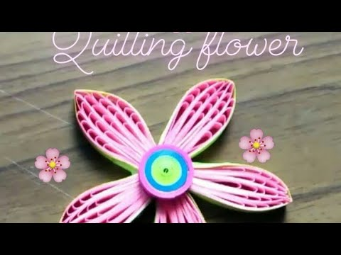 Quilling flower /paper quilling flower