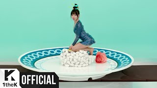 Repeat youtube video [MV] Orange Caramel(오렌지캬라멜) _ Catallena(까탈레나)