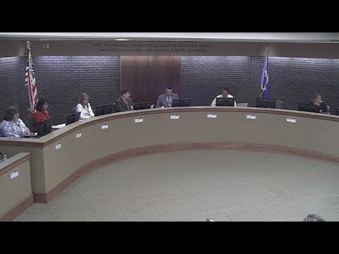 Protesters disrupt Osseo School Board meeting