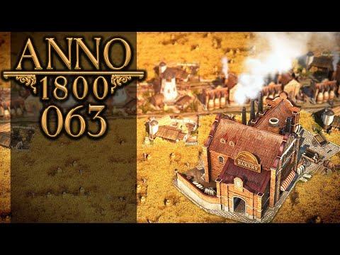 ANNO 1800 🏛 063: STULLE. Jetzt neu von FAXE.