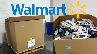 How to Bid and Win Returns Pallets From Walmart, Amazon, Target
