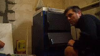 видео Твердотопливный котел Твердотопливный котел Корди Л «Случ» (Украина) по выгодной цене купить в интернет-магазине PelletsHome