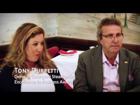 Chicago Italian American Chamber of Commerce - Tony Durpetti