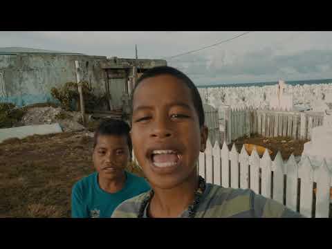 Marshall Islands Walking Tour-Ebeye Island-60 FPS