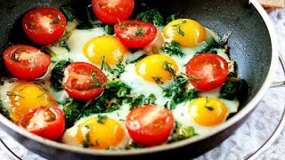омлет из перепелиных яиц рецепт в духовке